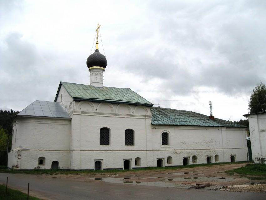 Сретенский женский монастырь. Церковь Сергия Радонежского, Гороховец