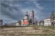 Варницы. Троице-Варницкий монастырь. Собор Троицы Живоначальной