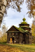 Музей деревянного зодчества. Церковь Илии Пророка - Кострома - Кострома, город - Костромская область