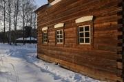 Музей деревянного зодчества. Неизвестная часовня из д. Притыкино - Кострома - Кострома, город - Костромская область