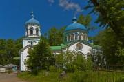 Шадринск. Воскресения Словущего, церковь