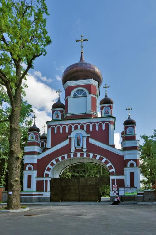 Пантелеимоновский женский монастырь в Феофании, Киев