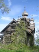Церковь Богоявления Господня - Акулово (Палтога) - Вытегорский район - Вологодская область