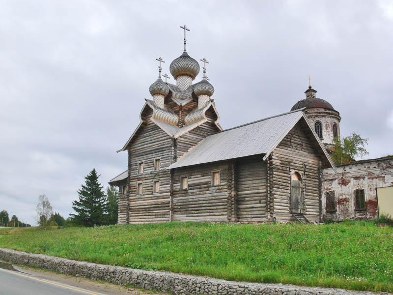 Церковь Богоявления Господня, Акулово (Палтога)