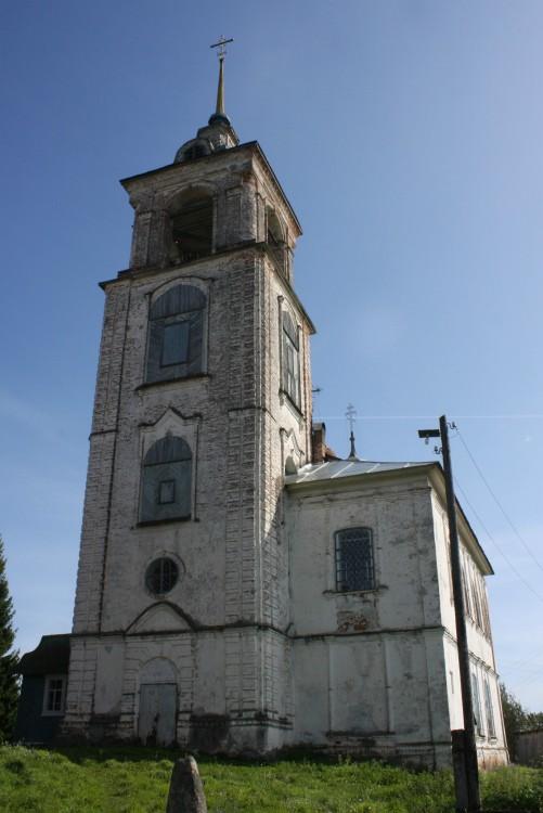 Церковь Благовещения Пресвятой Богородицы, Дмитриево