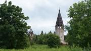 Церковь Воскресения Христова - Высоко, урочище - Солигаличский район - Костромская область