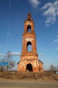 Церковь Успения Пресвятой Богородицы - Воронье - Судиславский район - Костромская область
