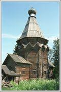 Церковь Николая Чудотворца - Согиницы - Подпорожский район - Ленинградская область