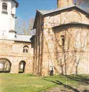 Великий Новгород. Благовещения Пресвятой Богородицы на Торгу, церковь