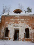 Церковь Рождества Христова - Илькодино - Шатурский городской округ и г. Рошаль - Московская область