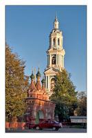 Кострома. Знаменский женский монастырь