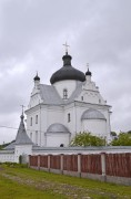 Могилёв. Никольский монастырь. Церковь Николая Чудотворца