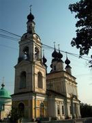 Плёс. Троицы Живоначальной, церковь