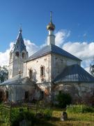 Церковь Смоленской иконы Божией Матери - Ярлыково - Ивановский район - Ивановская область