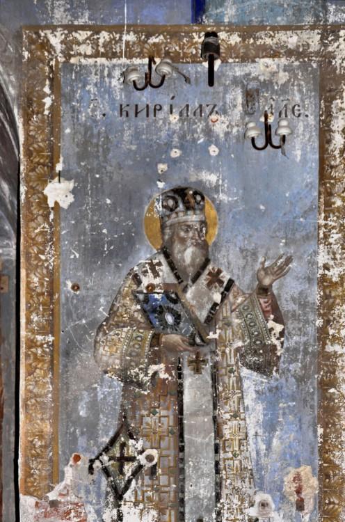 Ивановская область, Шуйский район, Дунилово. Церковь Покрова Пресвятой Богородицы, фотография. интерьер и убранство