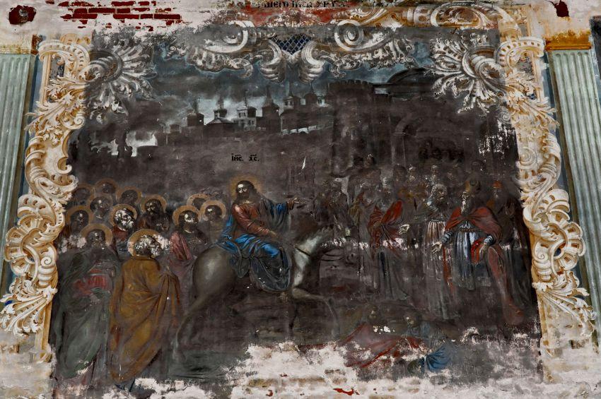 Ивановская область, Шуйский район, Горицы. Церковь Рождества Пресвятой Богородицы, фотография. интерьер и убранство