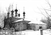 Церковь Вознесения Господня - Горицы - Шуйский район - Ивановская область