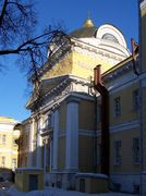 Церковь Марии Магдалины при 1-й Градской больнице - Якиманка - Центральный административный округ (ЦАО) - г. Москва