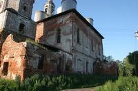 Церковь Петра и Павла - Поречье-Рыбное - Ростовский район - Ярославская область