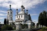 Церковь Покрова Пресвятой Богородицы - Толгоболь - Ярославский район - Ярославская область
