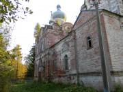 Новопокровское, урочище. Вознесения Господня, церковь