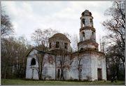 Церковь Троицы Живоначальной - Троица, урочище - Вичугский район - Ивановская область