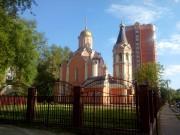 Балашиха. Новомучеников и исповедников Церкви Русской в Кучине, церковь
