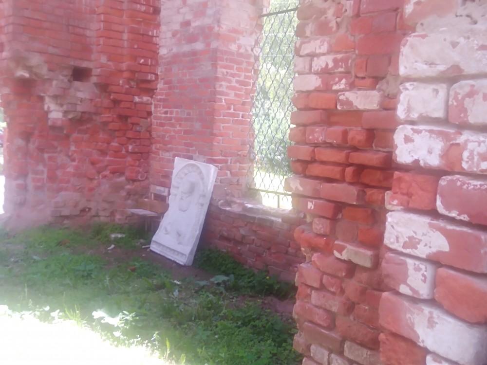 Ивановская область, Заволжский район, Долматовский. Церковь иконы Божией Матери