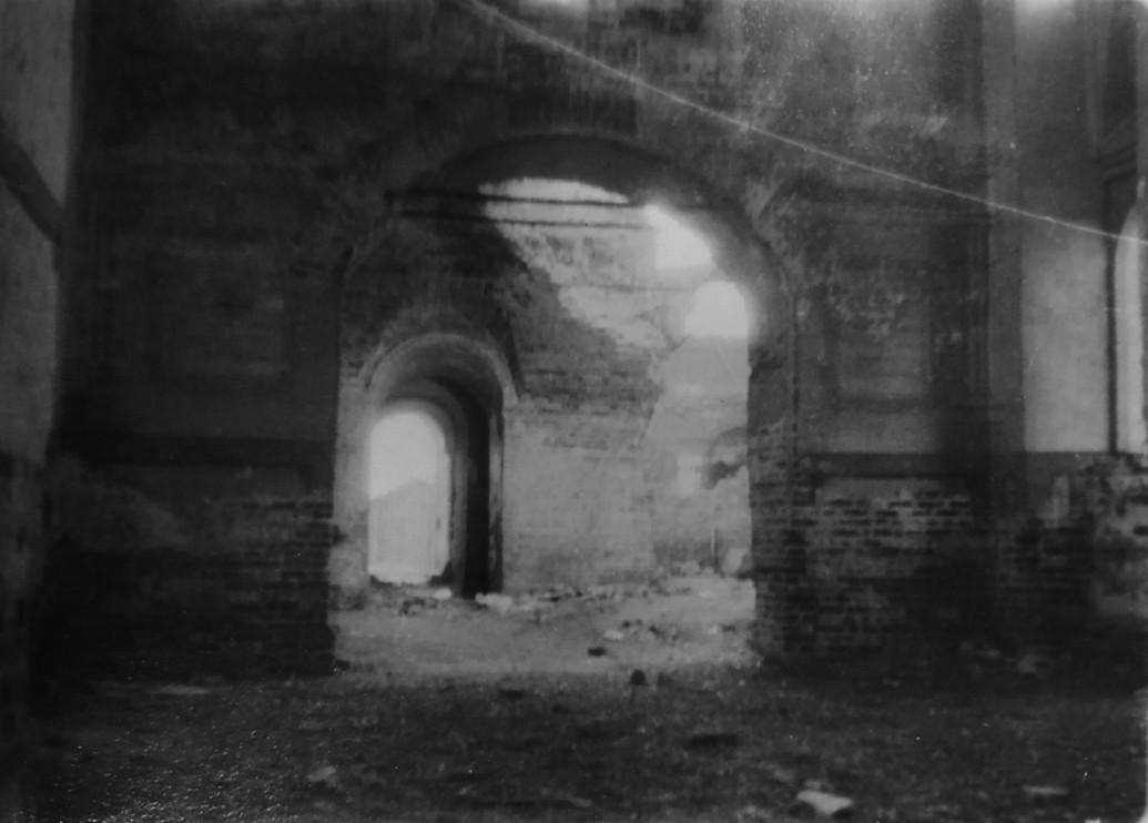 Церковь Трех Святителей, Карачельское