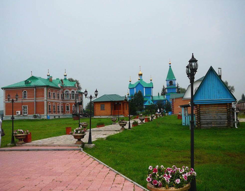 Казанский Чимеевский мужской монастырь, Чимеево