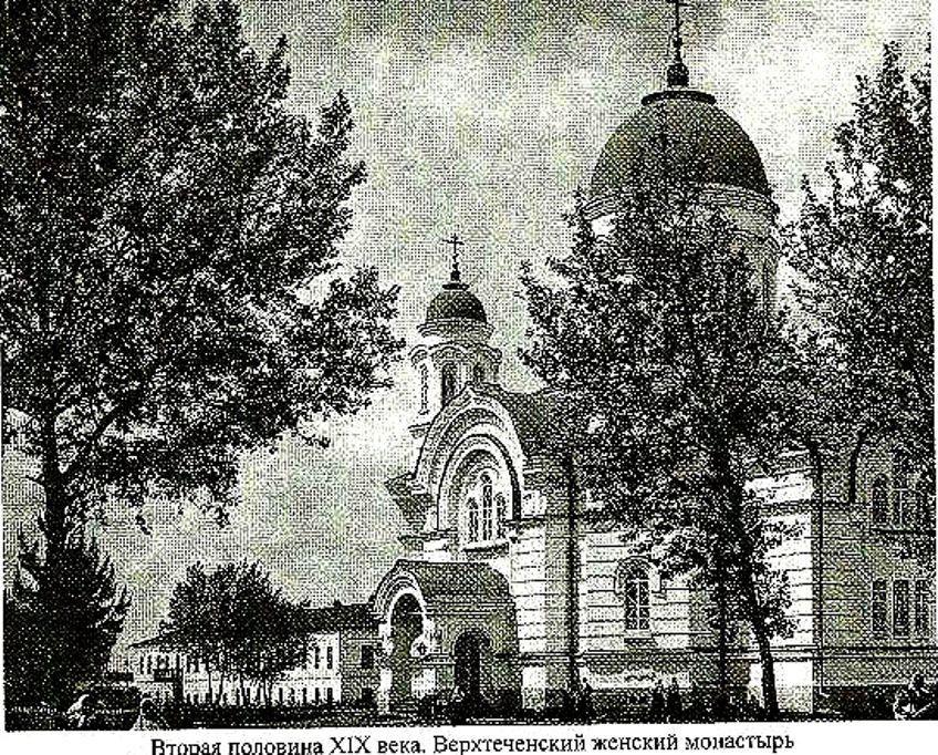 Введенский женский монастырь, Верхняя Теча