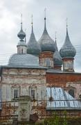 Церковь Грузинской иконы Божией Матери - Васильевское - Шуйский район - Ивановская область