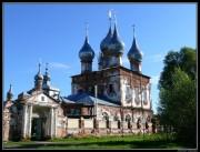 Церковь Троицы Живоначальной - Васильевское - Шуйский район - Ивановская область