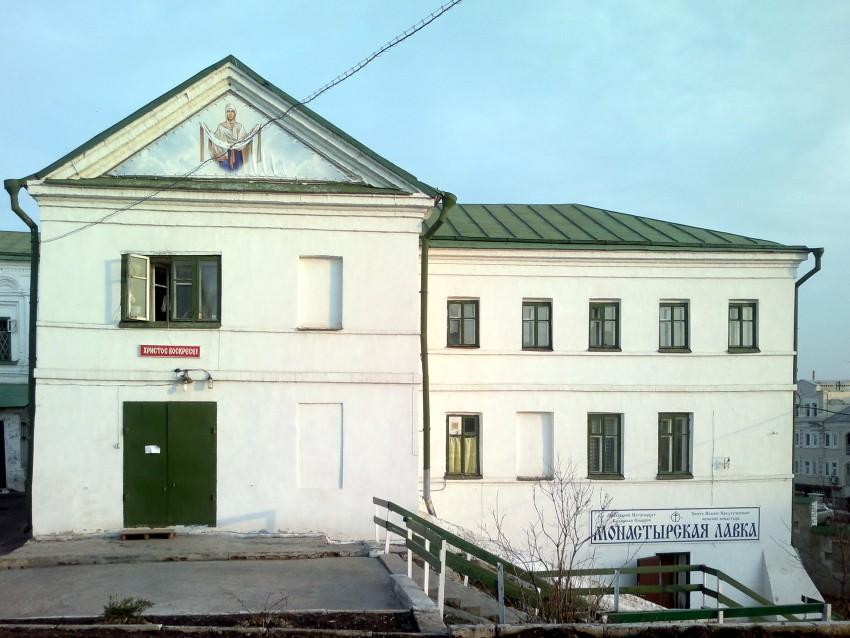 Иоанно-Предтеченский монастырь, Казань