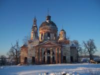 Болотново. Николая Чудотворца, церковь