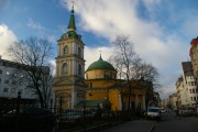 Церковь Александра Невского в честь победы России над Наполеоном - Рига - Рига, город - Латвия