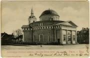 Рига. Александра Невского в честь победы России над Наполеоном, церковь