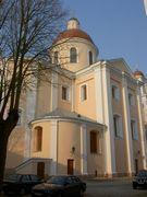 Свято-Духовский мужской монастырь. Церковь Сошествия Святого Духа - Вильнюс - Вильнюсский уезд - Литва