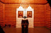 Часовня Тихвинской Иконы Божией Матери при СПУ №1 - Санкт-Петербург - Санкт-Петербург, Колпинский район - г. Санкт-Петербург