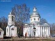 Церковь Спаса Преображения-Телебукино-Касимовский район и г. Касимов-Рязанская область-Таратов Юрий