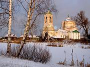 Церковь Троицы Живоначальной - Заястребье - Судогодский район - Владимирская область