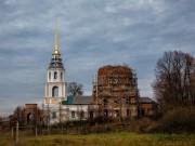 Ивашево. Спаса Нерукотворного Образа, церковь