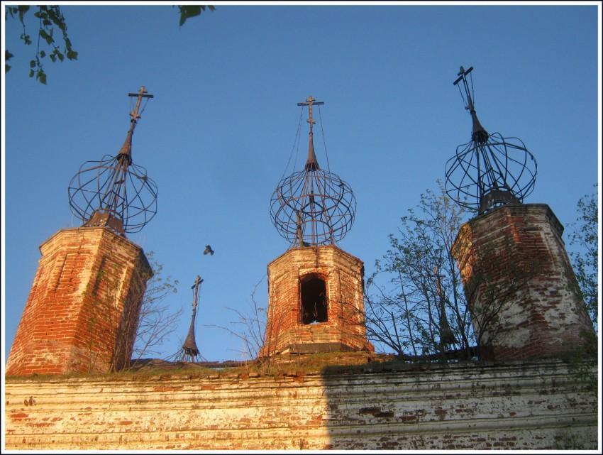 Церковь Тихвинской иконы Божией Матери, Светиково