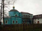 Сергиев Посад. Покрова Пресвятой Богородицы (Всех Святых) на Кокуевском кладбище, церковь