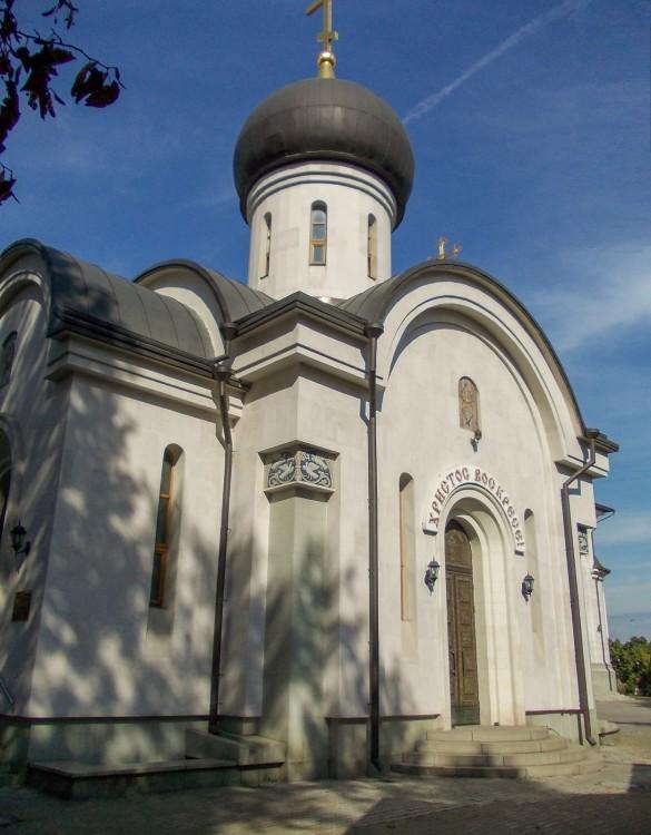 Церковь Сергия Радонежского на Рязанке, Москва