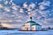 Церковь Покрова Пресвятой Богородицы - Давыдовское Малое - Гаврилово-Посадский район - Ивановская область