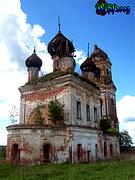 Океевское, урочище. Николая Чудотворца, церковь