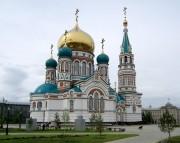 Омск. Успения Пресвятой Богородицы (воссозданный), кафедральный собор