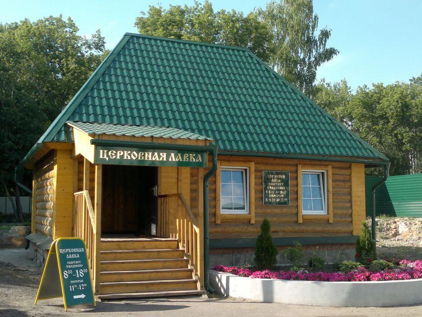 Кизический Введенский монастырь, Казань