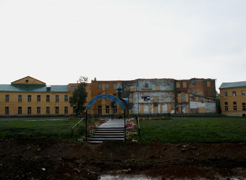 Республика Татарстан, Казань, город, Казань. Казанско-Богородицкий монастырь, фотография. фасады